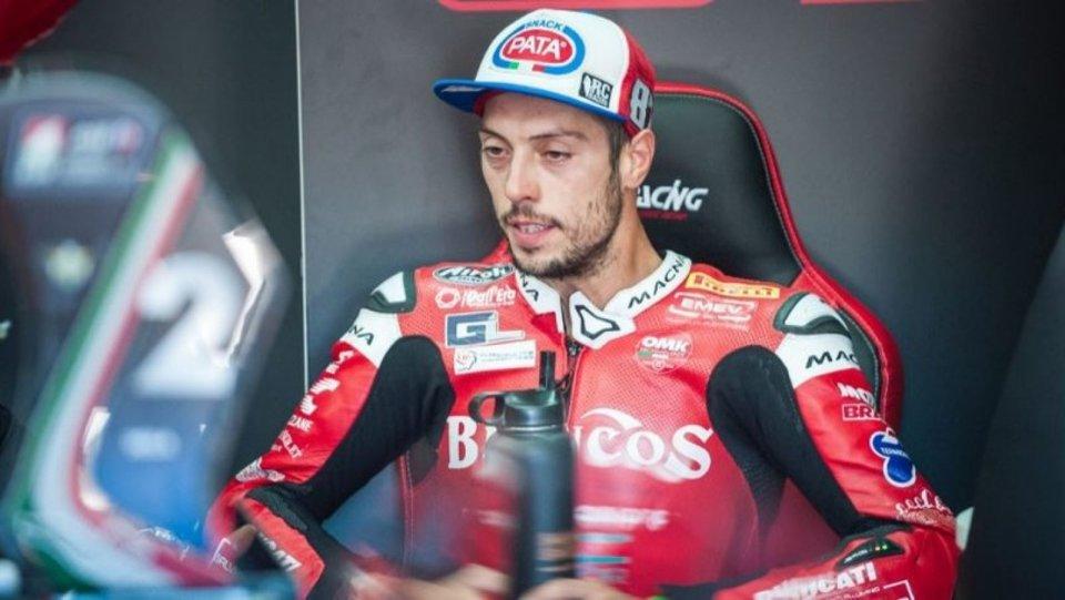 SBK: CIV SBK Imola: 1-2 Ducati nelle libere con Zanetti a precedere Pirro