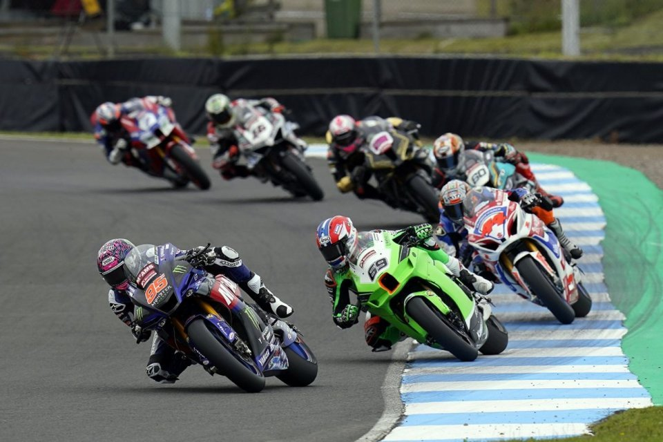 SBK: BSB 2021: Brands Hatch welcomes British Superbikes and the public