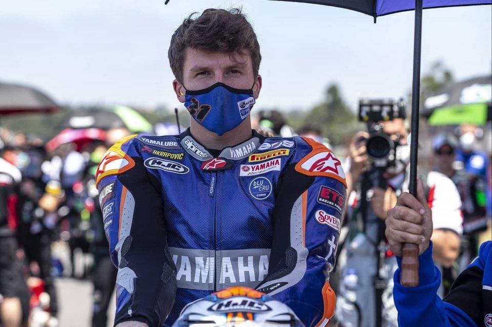 MotoGP: Garrett Gerloff sostituisce Franco Morbidelli sulla Yamaha Petronas ad Assen