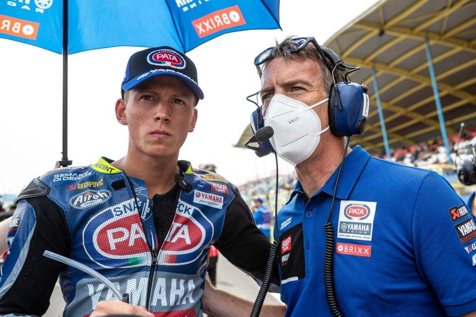 """SBK: Locatelli: """"Sognavo la MotoGP, ma per me la SBK è come la MotoGP"""""""
