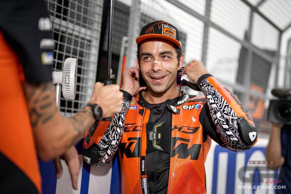 "MotoGP: Beirer, KTM: ""Petrucci tester? Una ipotesi affascinante per noi"""
