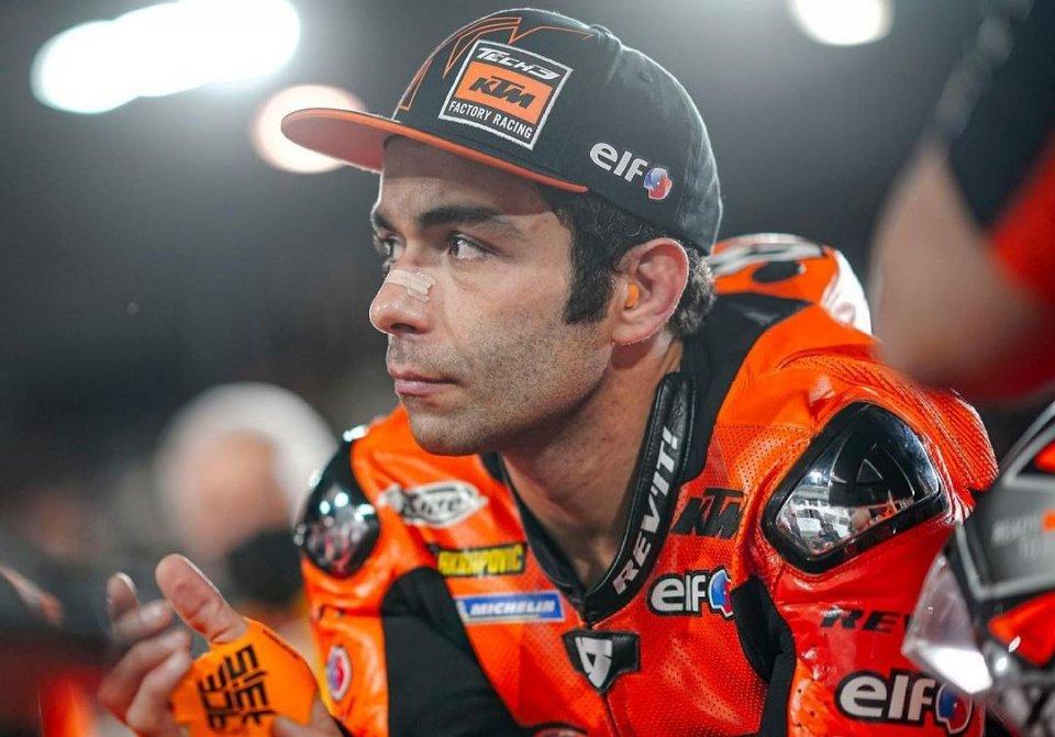 SBK: Danilo Petrucci tra MotoGP e Superbike, ecco qual è la situazione