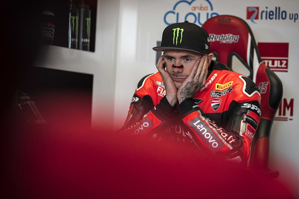 """SBK: Redding: """"The title is still the goal, now Rea is under pressure"""""""