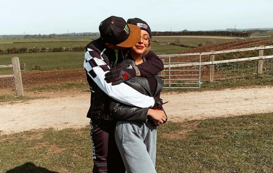 SBK: Redding ritrova il sorriso dopo Donington tra le braccia di Jacey