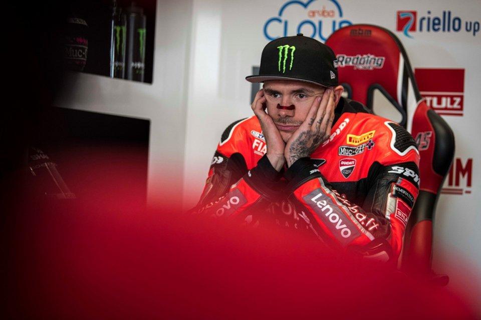 """SBK: Redding: """"Sulla Ducati non ho fiducia e non so nemmeno come guidarla"""""""