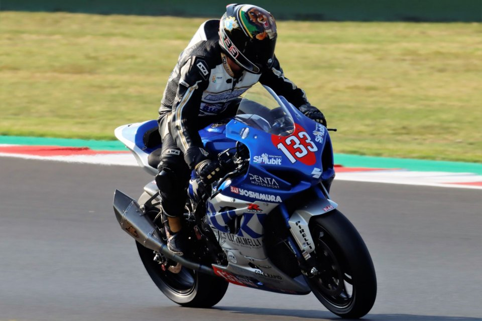 SBK: CIV SBK: Penta Motorsport in cerca di riscatto, a Misano insieme a Sgroi