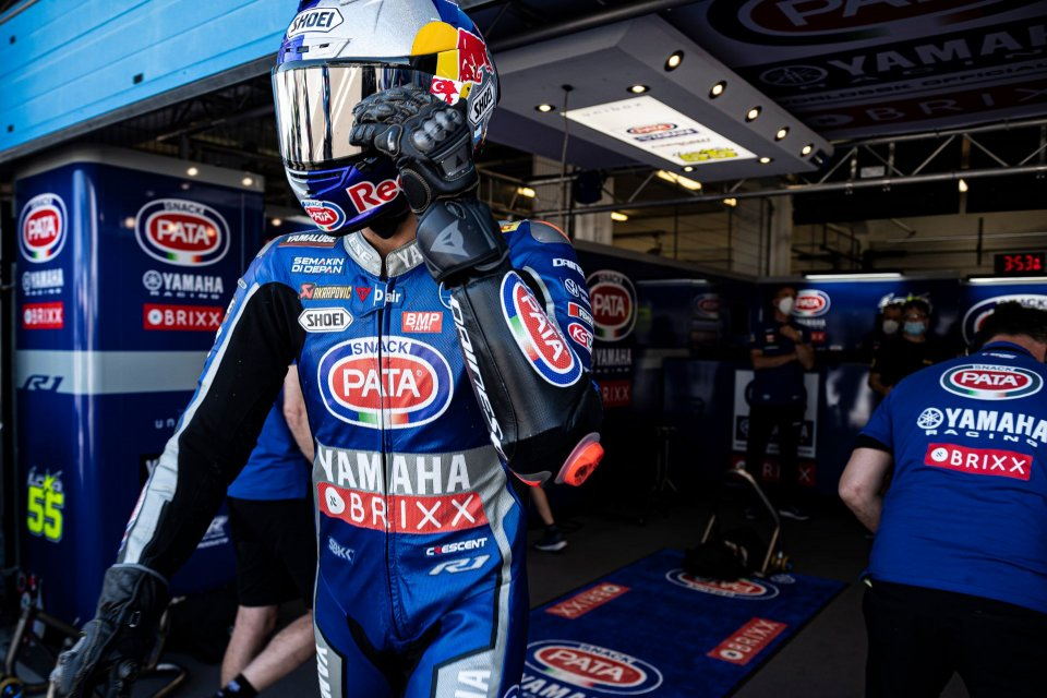 "SBK: Razgatlioglu: ""First time with Yamaha at Assen, but it won't be a problem"""