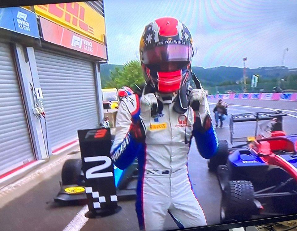 Auto - News: Jack Doohan come Remy Gardner: vince a Spa in F.3 e punta al titolo