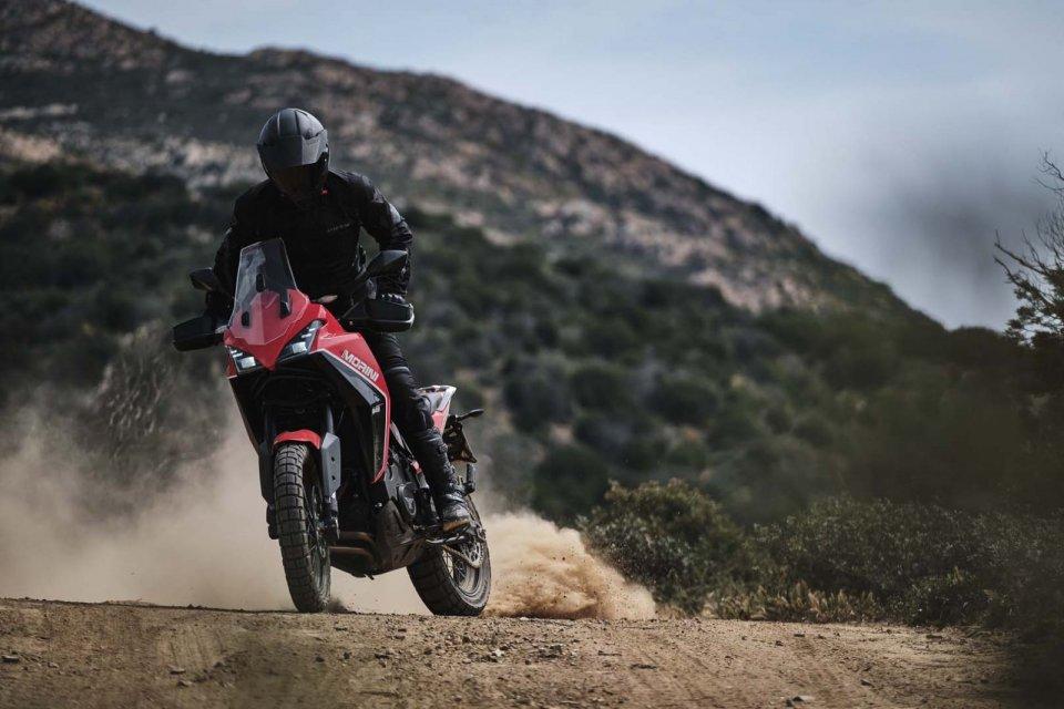 Moto - News: Moto Morini X-Cape: ecco i dettagli e il prezzo