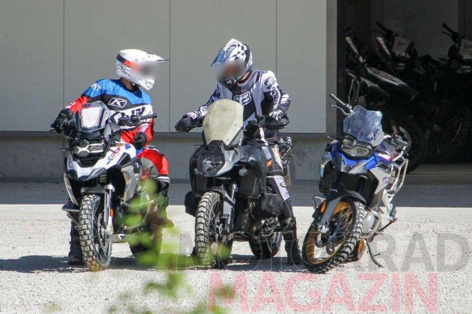 Moto - News: BMW GS 2022: dalla Germania rumors sul boxer da 1.400 cc