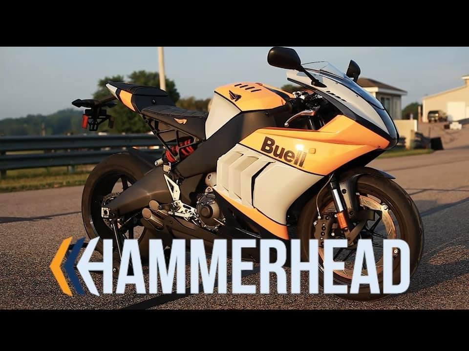 Moto - News: Buell Hammerhead, the return of America's fastest bikes