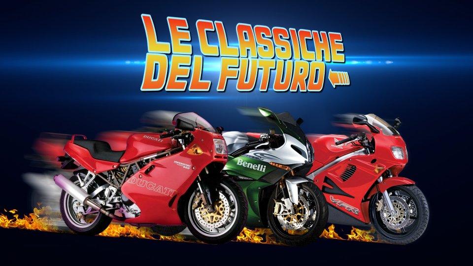 Moto - News: Le moto sportive di ieri che oggi tutti vorrebbero in garage