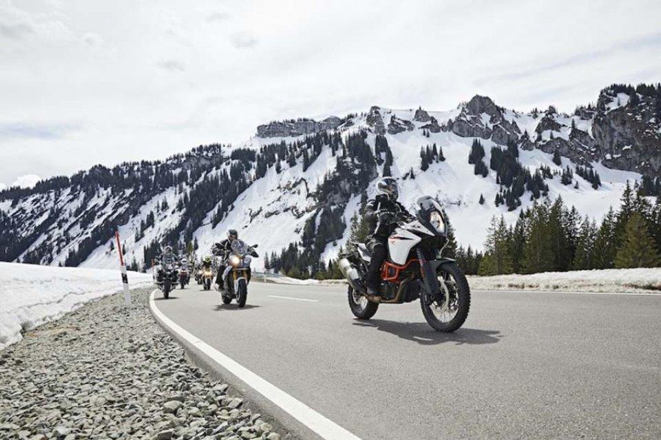 Moto - News: Consigli utili di fine estate per preparare la moto all'inverno