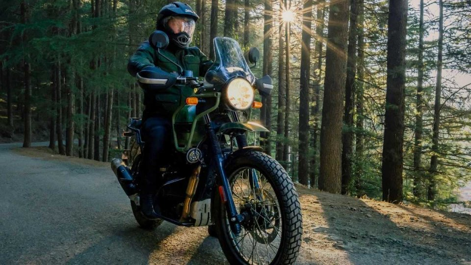 Moto - News: Royal Enfield e Treedom: per ogni moto venduta un nuovo albero