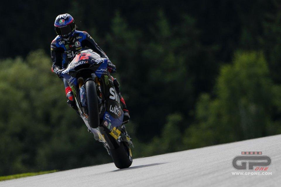 Moto2: Per Bezzecchi prima vittoria dell'anno al GP di Stiria, Gardner è 4°
