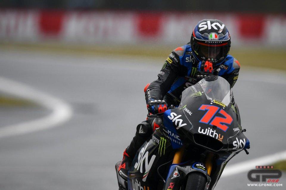 Moto2: Marco Bezzecchi si prende le FP1 al Red Bull Ring, 4° Dalla Porta