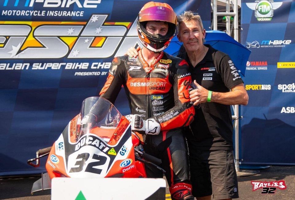 Moto2: Oli Bayliss cerca un posto nel Mondiale Moto2 e chiama MV Agusta
