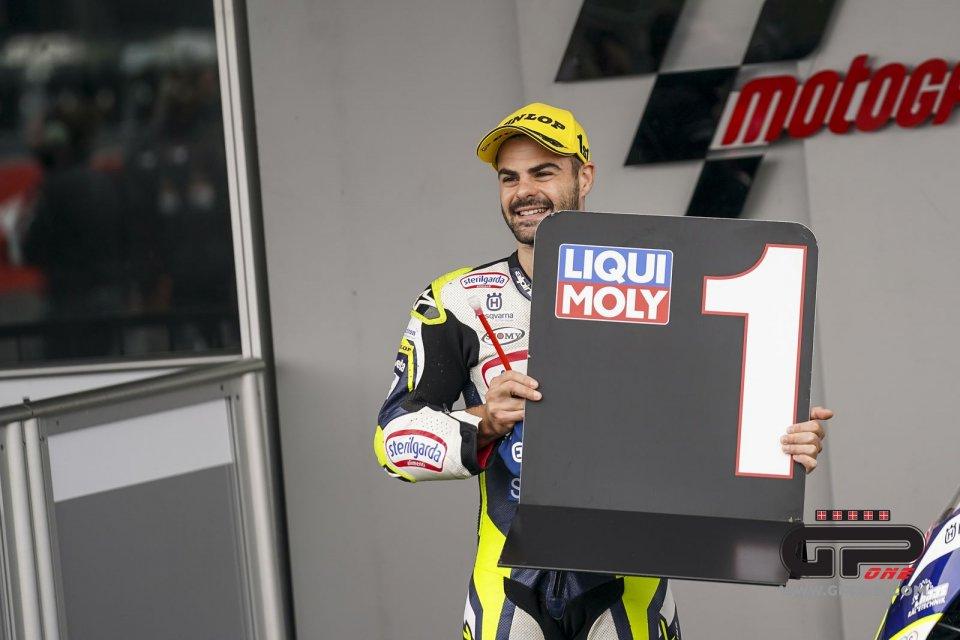 """Moto3: Fenati: """"Un altro weekend così? Impossibile da ripetere: is coming home"""""""