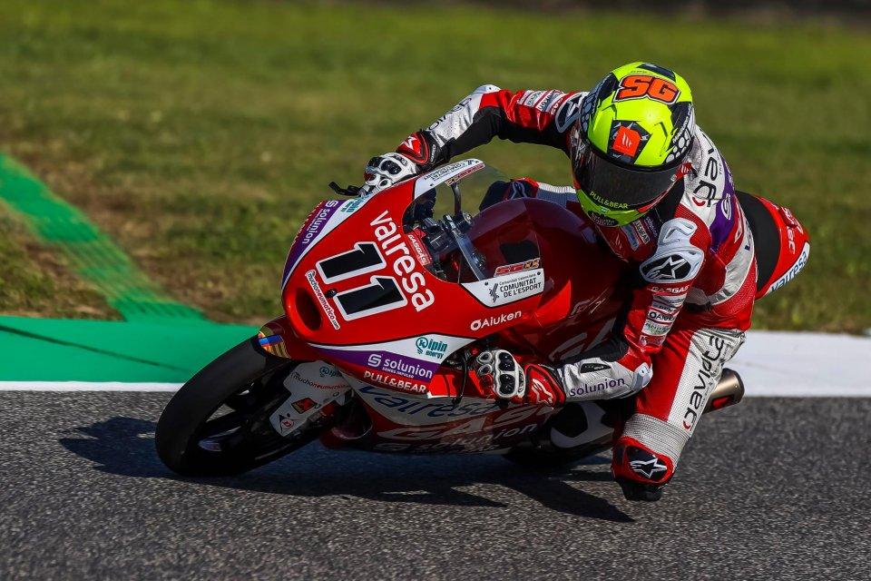 Moto3: FP1: Al Red Bull Ring splendono il sole e Garcia con la GasGas