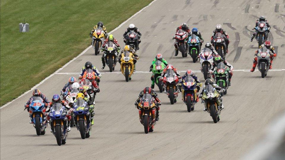MotoAmerica: Per Gagne è un 13 fortunato a Pittsburgh in MotoAmerica Superbike