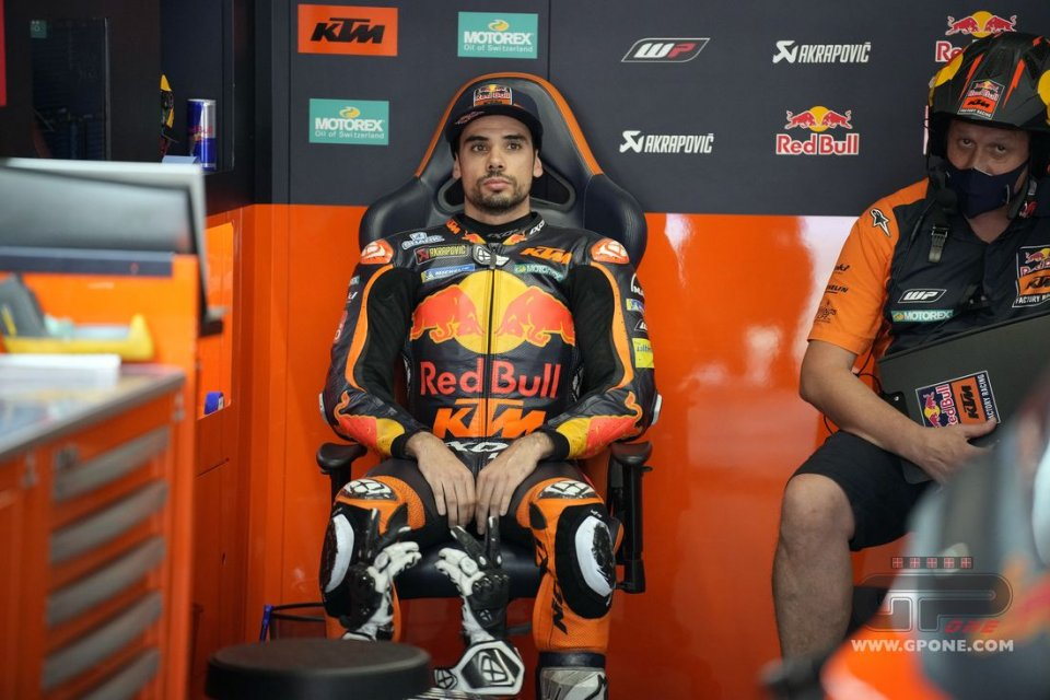 """MotoGP: Oliveira reveals: """"Yamaha wanted me, I respect my word given to KTM"""""""