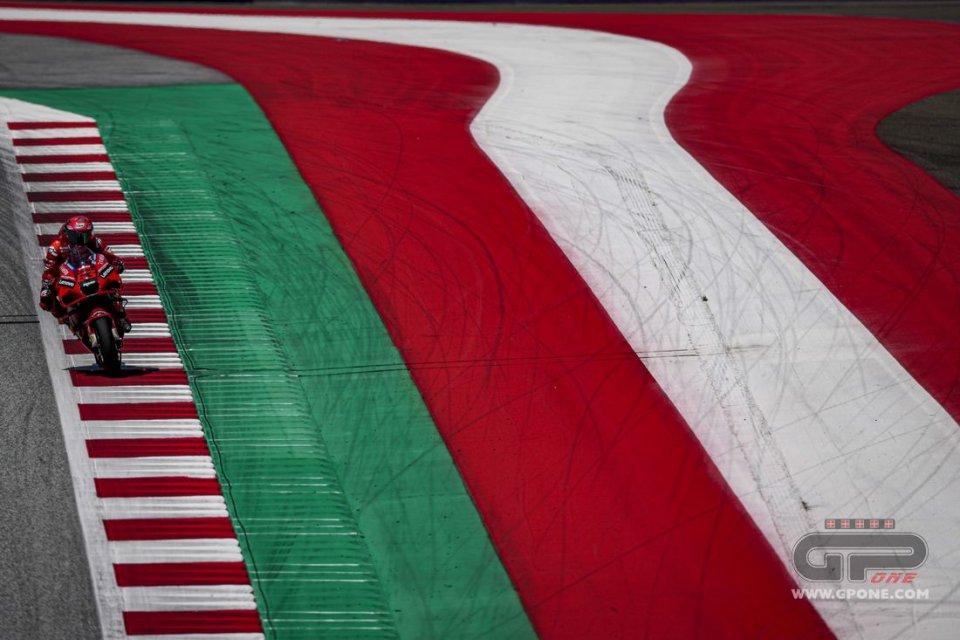 """MotoGP: Bagnaia: """"Consigli da Rossi per vincere? Quando corri non ci pensi"""""""
