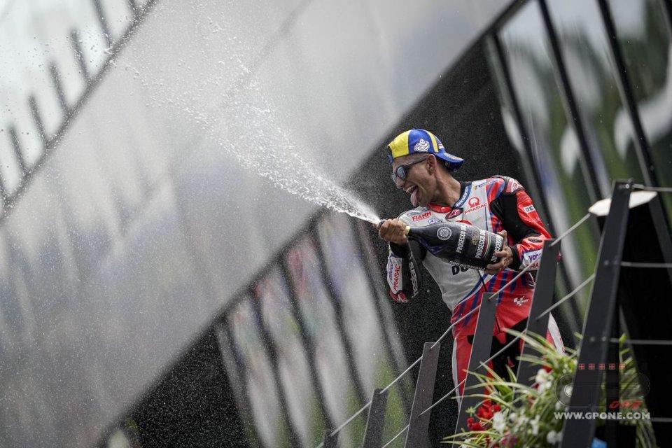 "MotoGP: Martin: ""Like playing Mario Kart when they're throwing bananas"""