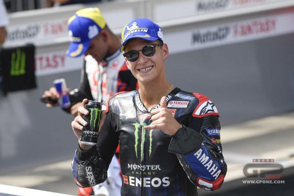 "MotoGP: Quartararo: ""In gara non farò pazzie, starò dentro ai miei limiti"""