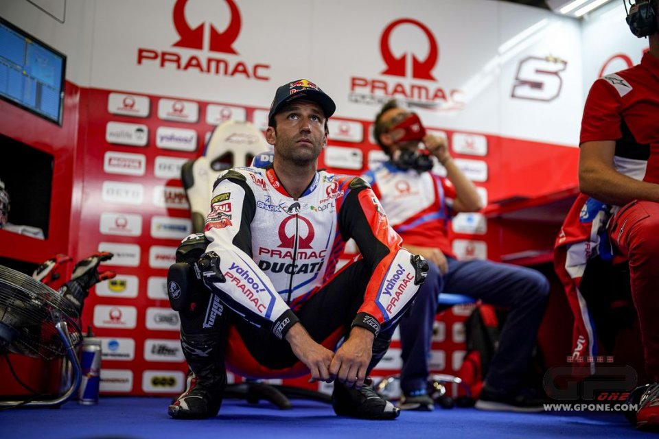 """MotoGP: Zarco: """"I was inspired by Martin to overcome my mental limits"""""""