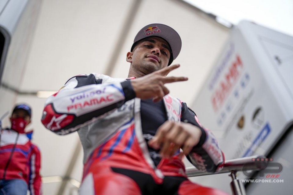 """MotoGP: Martin: """"Sulla Ducati un setup simile a quello che usavo in Moto3"""""""