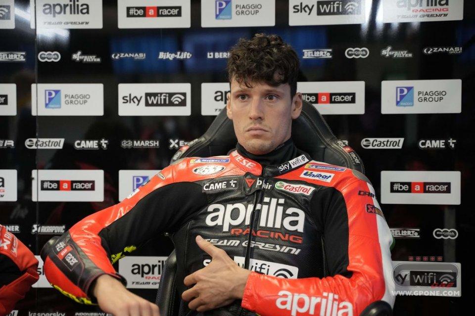 MotoGP: ULTIM'ORA - Lorenzo Savadori si ferma: non correrà a Silverstone