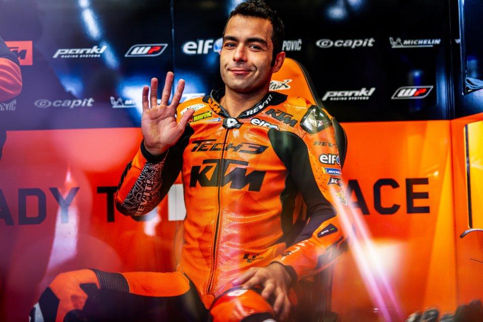 """MotoGP: Petrucci: """"Questa MotoGP non è più la stessa, ne ho parlato con Rossi"""""""