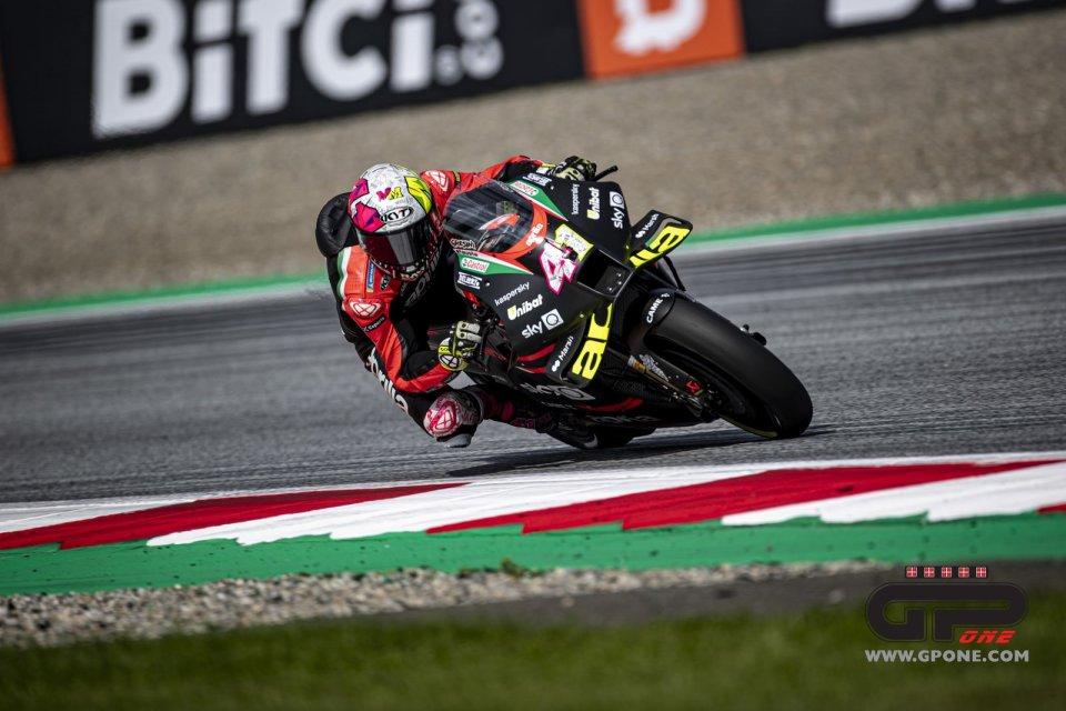 """MotoGP: Aleix Espargaro: """"Vinales non ha ucciso nessuno, era sotto pressione"""""""""""