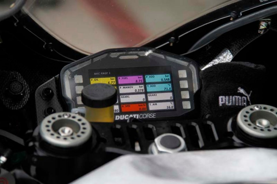 MotoGP: Yellow card and problems with rider equipment: two new messages on the dashboard