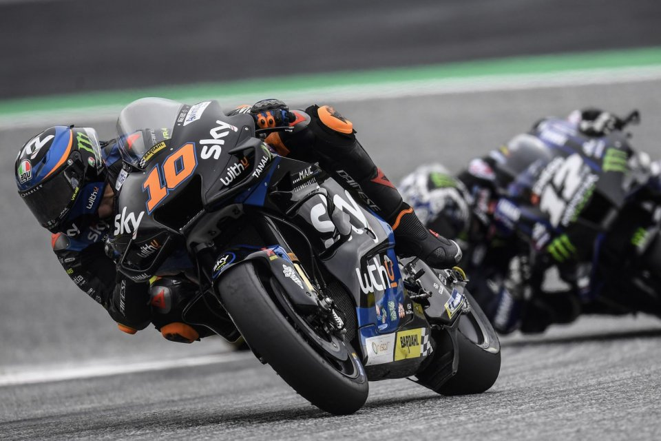 """MotoGP: Marini: """"It would be romantic if Rossi returned to the official team after what happened with Vinales"""""""