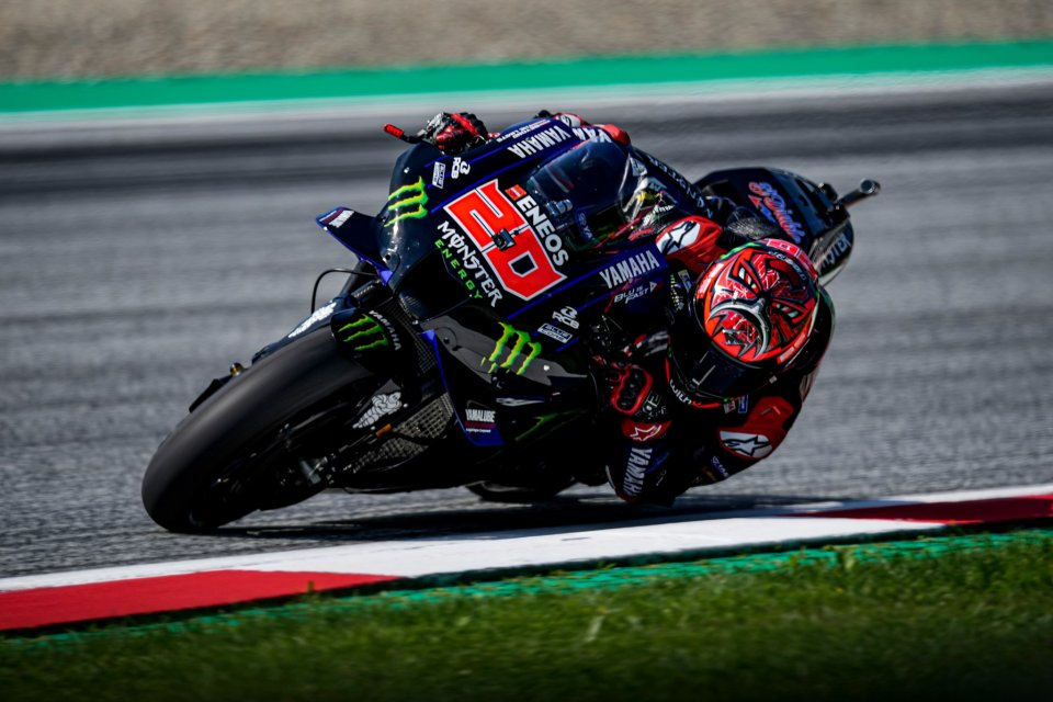 """MotoGP: Quartararo: """"L'assenza di Vinales non è un problema, lo è la Ducati"""""""