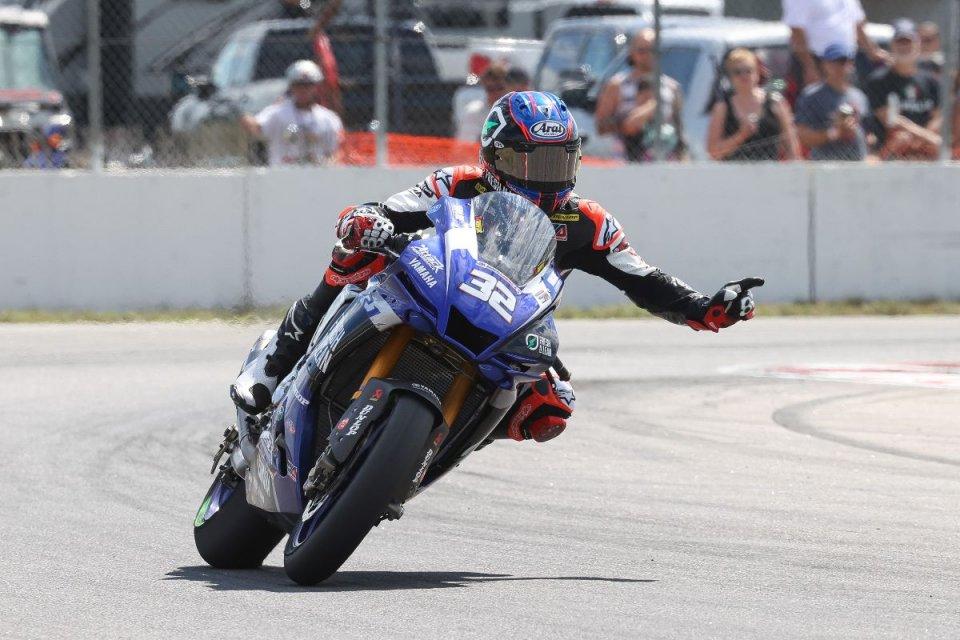 MotoAmerica: Gagne breaks win streak record with 11th MotoAmerica Superbike win