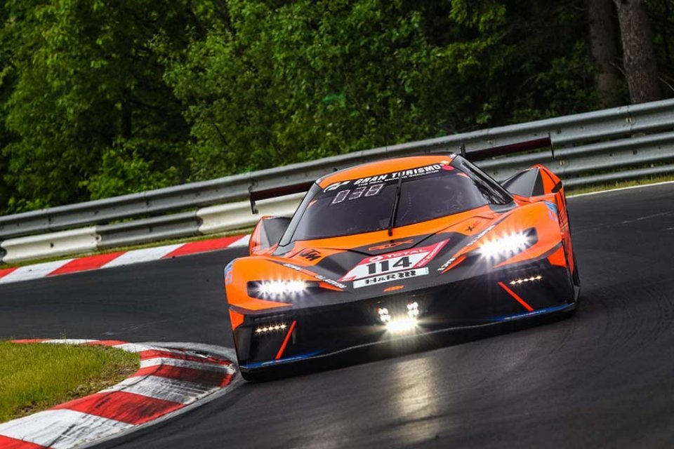 MotoGP: Miguel Oliveira from 2 to 4 wheels with the KTM X-BOW GTX