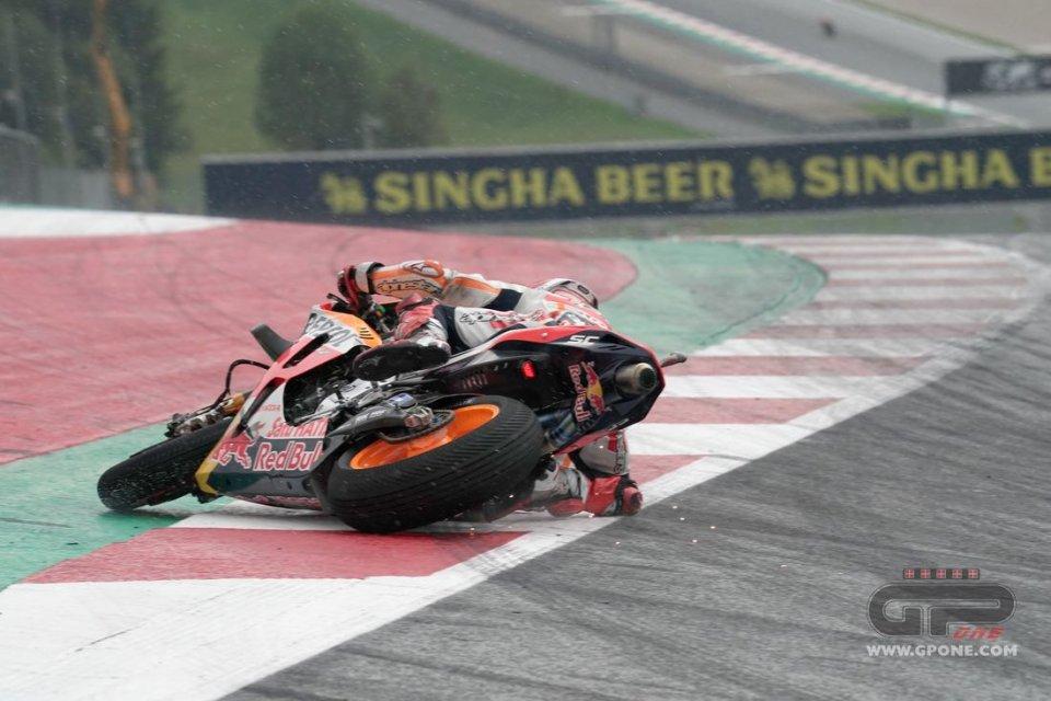 """MotoGP: Marquez: """"Bagnaia? Su quella Ducati è come se ci fosse stato Dovizioso"""""""