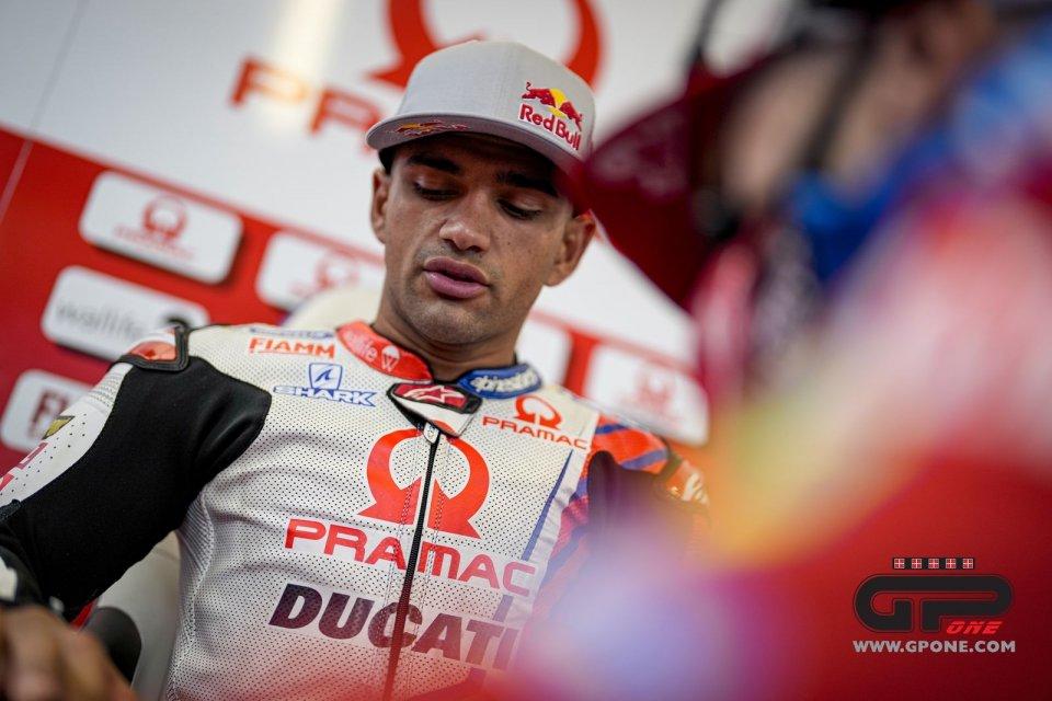 """MotoGP: Martin: """"Sono irritato ma non arrabbiato, Marc si è scusato. Avrei lottato per il 2° posto"""""""