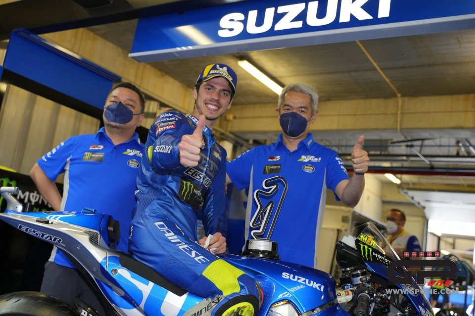 MotoGP: Sahara reveals that Suzuki in 2022 will have a manager to replace Davide Brivio