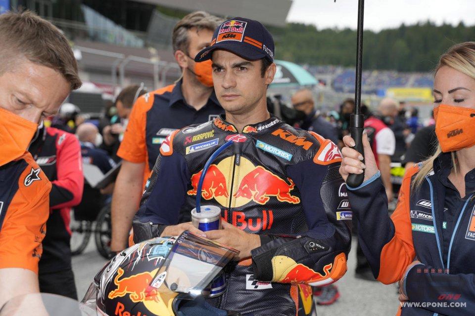 MotoGP: Dani Pedrosa ci ha preso gusto: seconda wild card a Misano con KTM