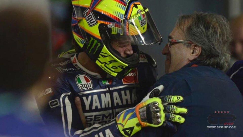 """MotoGP: Pernat: """"Valentino Rossi lascia un vuoto che nessuno potrà colmare"""""""