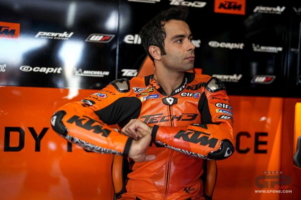 """MotoGP: Petrucci: """"Se KTM non dovesse confermarmi gli chiederò di fare la Dakar"""""""