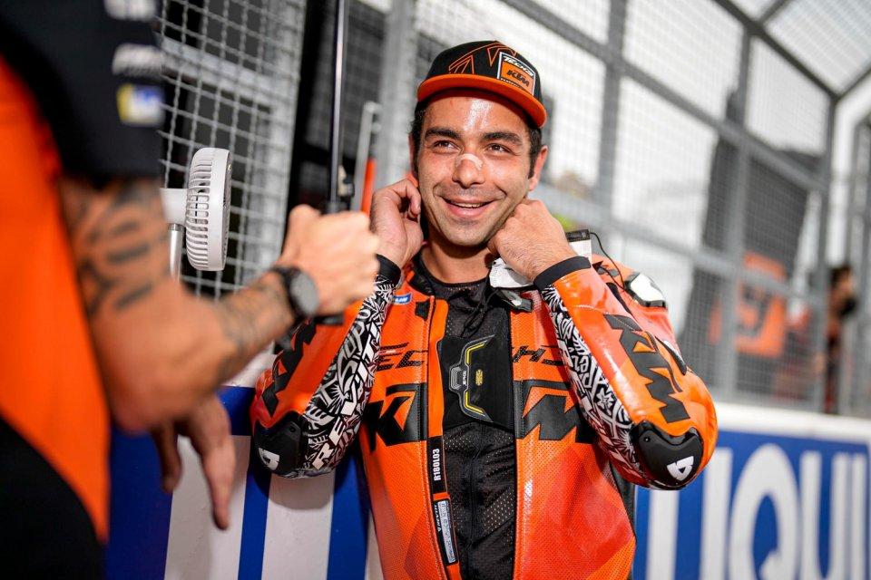 """MotoGP: Petrucci: """"Se non resto in MotoGP, la Superbike o il Motocross"""""""