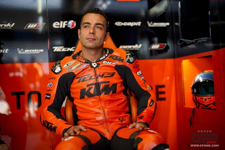 """MotoGP: Petrucci: """"Guadagnerò meno alla Dakar? Mai scelto per i soldi"""""""