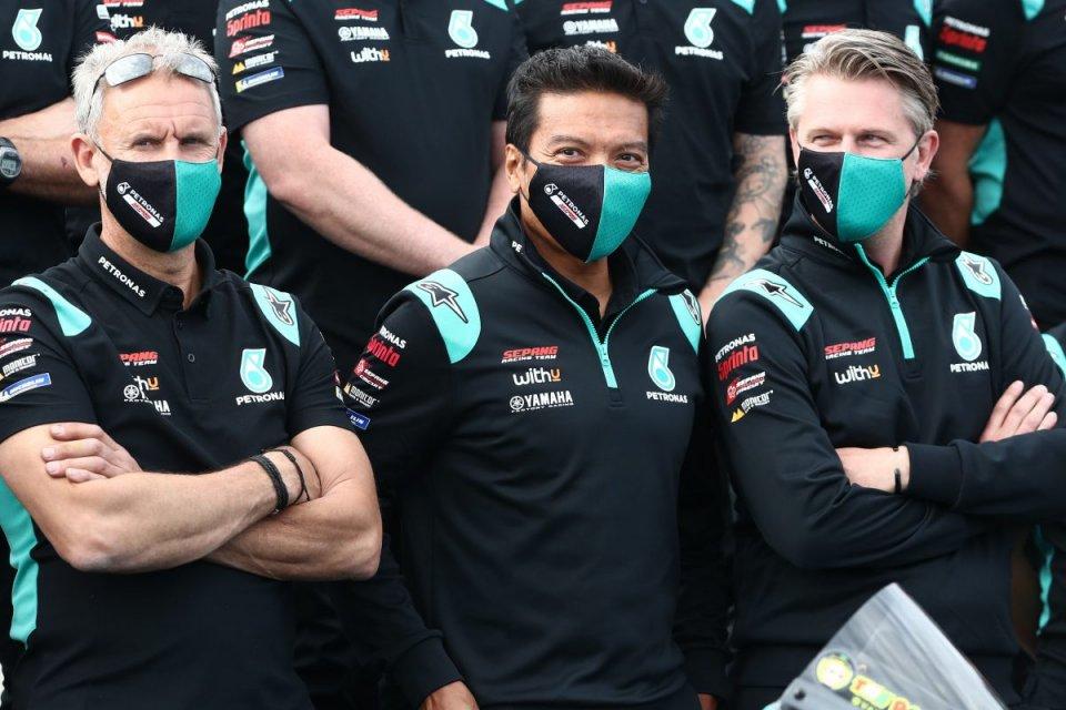 MotoGP: Sull'orlo di una crisi di nervi: Petronas vuole lasciare la MotoGP