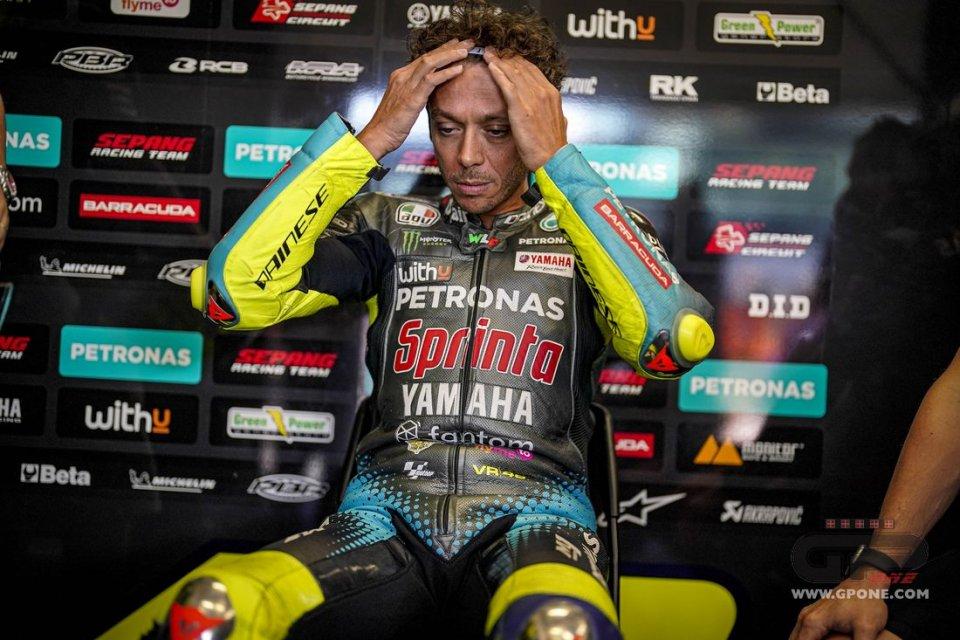 """MotoGP: Valentino Rossi: """"Nel GP di Austria voglio un posto tra i primi 10"""""""