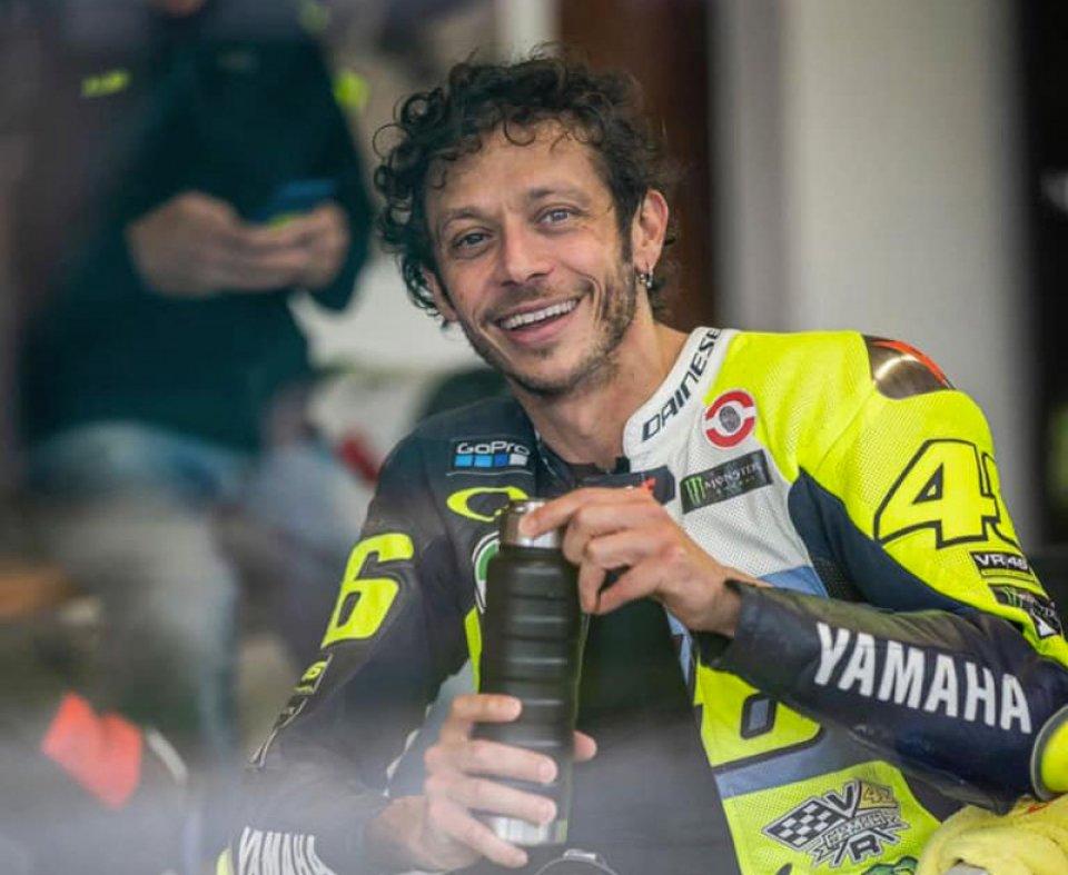 MotoGP: Il principe saudita vuole la VR46 di Valentino per 150 milioni di euro