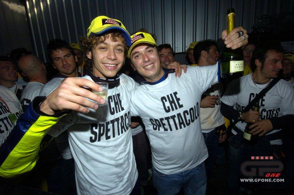 """MotoGP: Pernat: """"quando Valentino Rossi con 20.000 lire si comprò il mondo"""""""